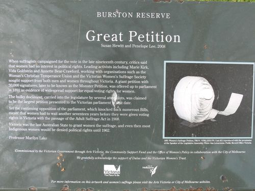 Great Petition : 19-January-2013