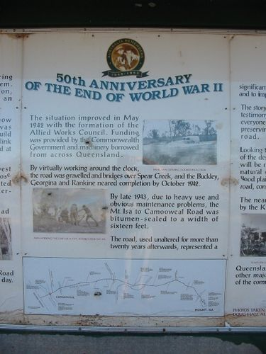 50th Anniversary of World War Two : 28-January-2013