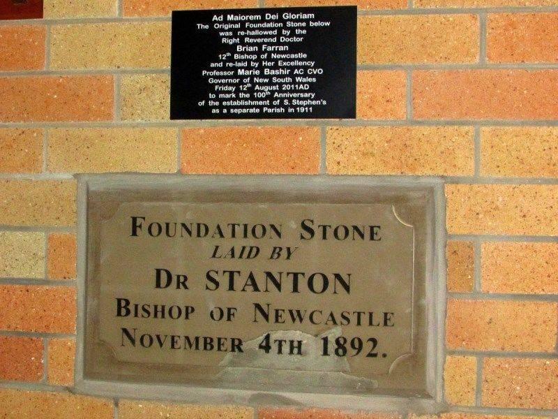 Plaque+Foundation Stone: 27-march-2016