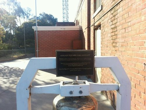 125 Years of Service Plaque : November 2013