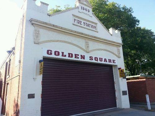 Golden Square Fire Brigade : November 2013