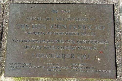 Plaque Inscription; August-2014