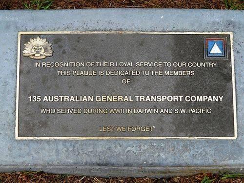 135 Australian General Transport Company : 23-September-2011