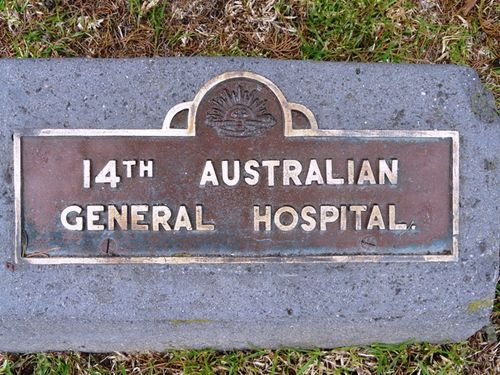 14th Australian General Hospital : 23-September-2011