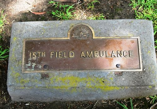 15th Field Ambulance : 13-November-2011