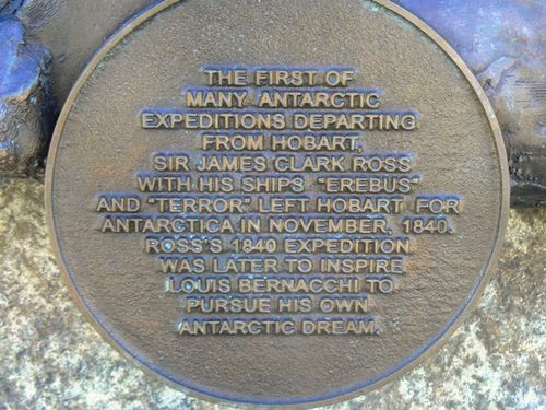 1840 Antarctic Exploration