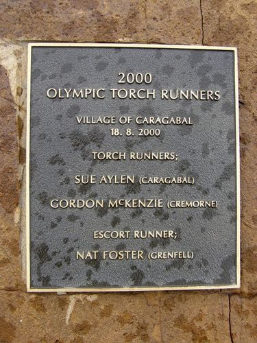 Olympic Torch Plaque : 26-03-2014