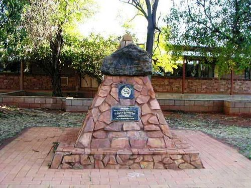 20 Years Local Govt Monument