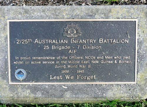 2/25th Battalion : 04-October-2011