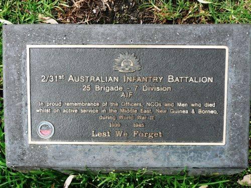 2/31st Battalion : 24-October-2011
