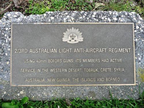 2/3rd Light Anti-Aircraft Regiment : 24-October-2011