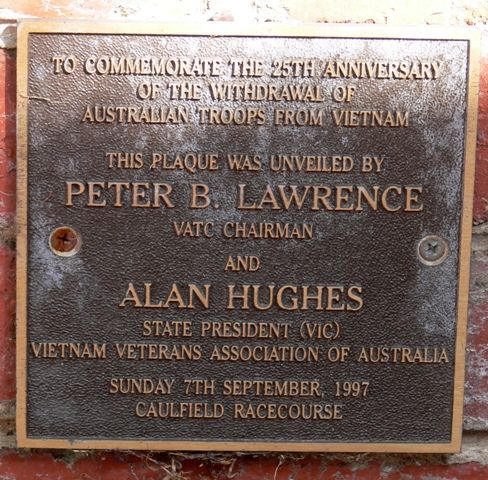25th Anniversary of Australian Troop Withdrawal : 10-March-2013