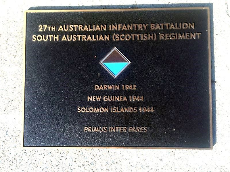 27th Australian Infantry Battalion