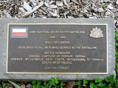2/8th Infantry Battalion : 21-September-2011