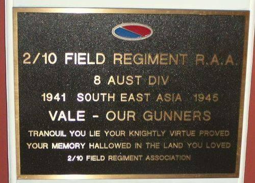 2 10 Field Regt RAA