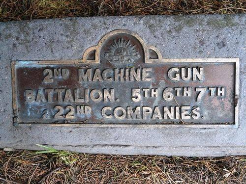 2nd Machine Gun Battalion : 22-September-2011
