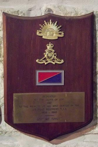 2-3rd Field Regiment RAA : March 2014