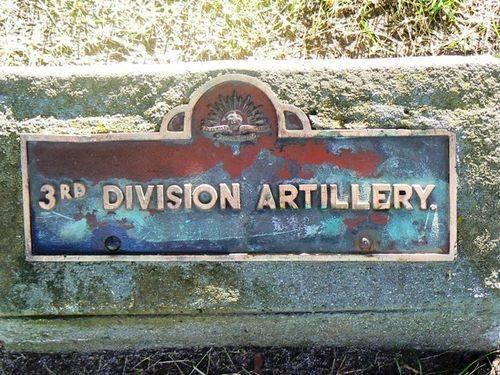 3rd Division Artillery : 21-September-2011