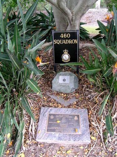 460 Squadron Memorial