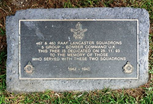467 & 463 Squadrons : 05-October-2011