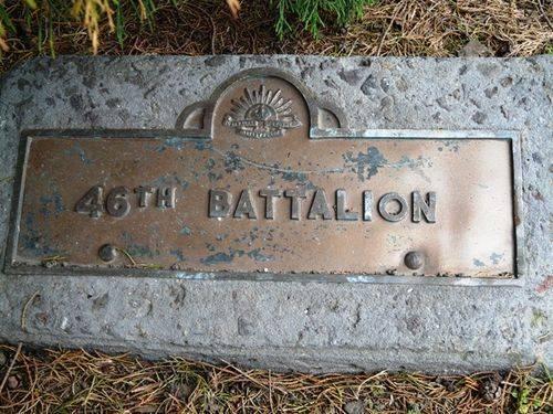 46th Battalion : 22-September-2011
