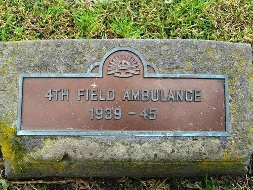 4th Field Ambulance : 22-September-2011