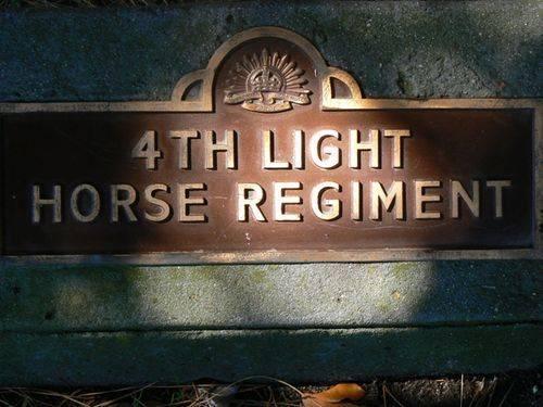 4th Light Horse Regiment : 22-September-2011