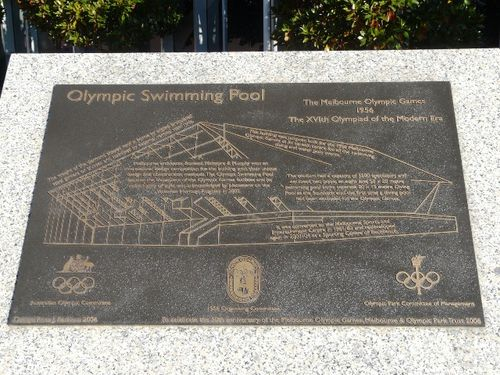 50th Anniversary 1956 Olympics : 14-June-2011