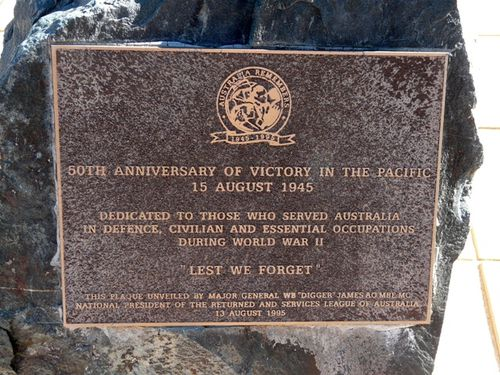 50th Anniversary of Victory in the Pacific : 14-May-2012