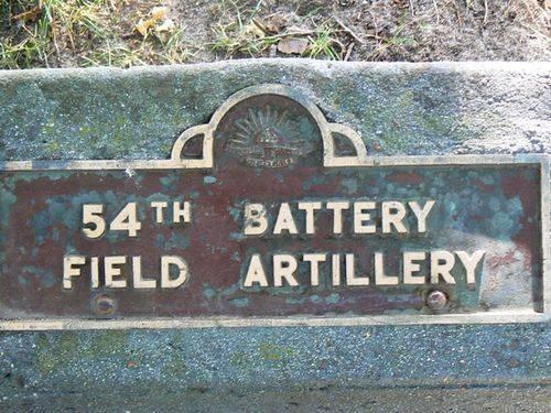 54th Battery  : 22-September-2011