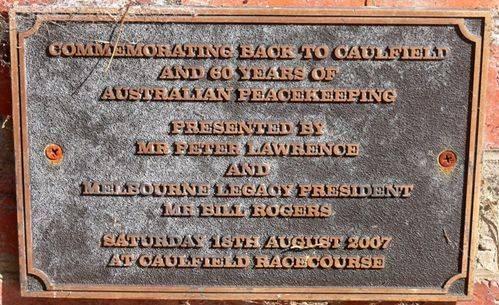 60 Years of Australian Peacekeeping : 10-March-2013