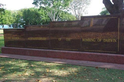 Darwin Memorial Entrance / May 2013