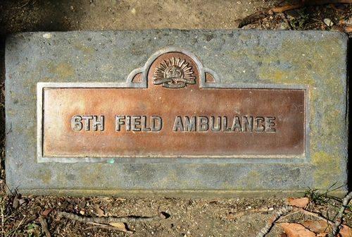 6th Field Ambulance : 22-September-2011