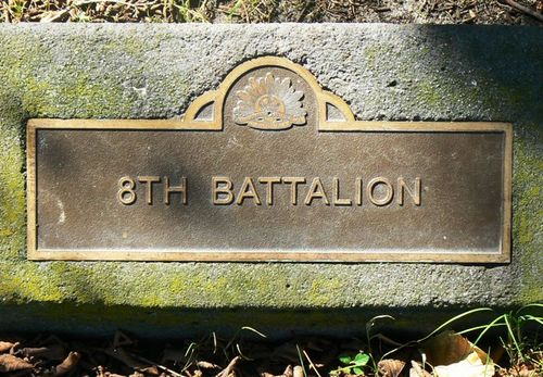 8th Battalion : 23-September-2011