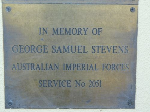 ANZAC Memorial : 13-May-2012