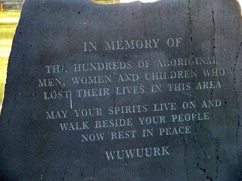 Aboriginal Memorial : 24-August-2011