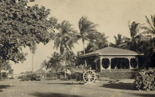 Alderman John Tyack Memorial Rotunda : date of photograph unknown