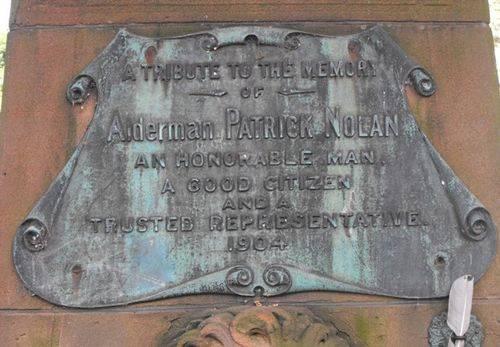 Alderman Patrick Nolan : 20-December-2012