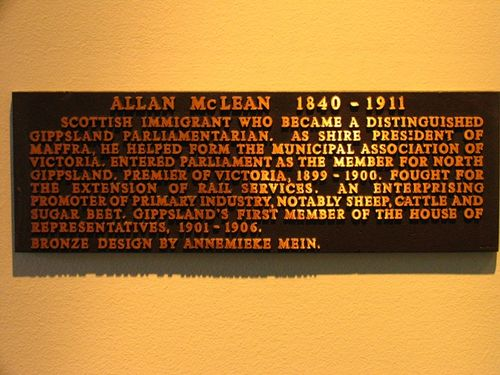 Allan McLean : 14-December-2011