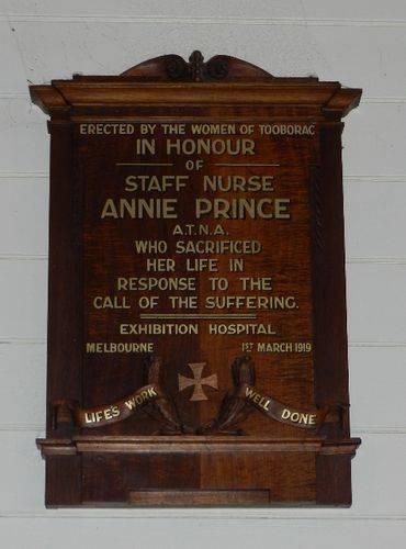 Annie Prince : 17-March-2013