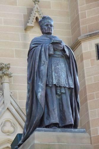 Archbishop Michael Kelly : 15-March-2013