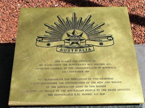 Australian Army National Memorial