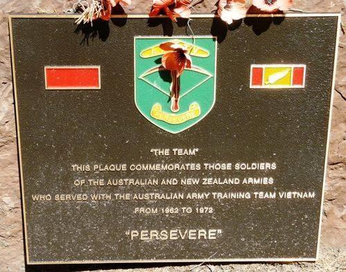 Australian Army Training Team Vietnam : 03-March-2012