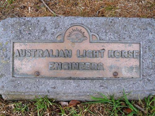 Australian Light Horse Engineers : 21-September-2011