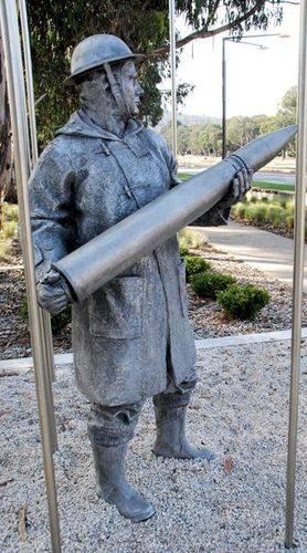 Australian National Korean War Memorial : 02-June-2012