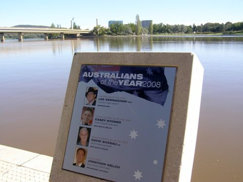 2008 Australian of the Year : 04-March-2011