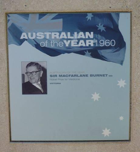 Australian Of The Year Walk : 3-April-2011