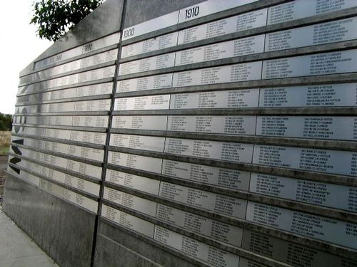 Australian Railway Monument Honour Roll 1