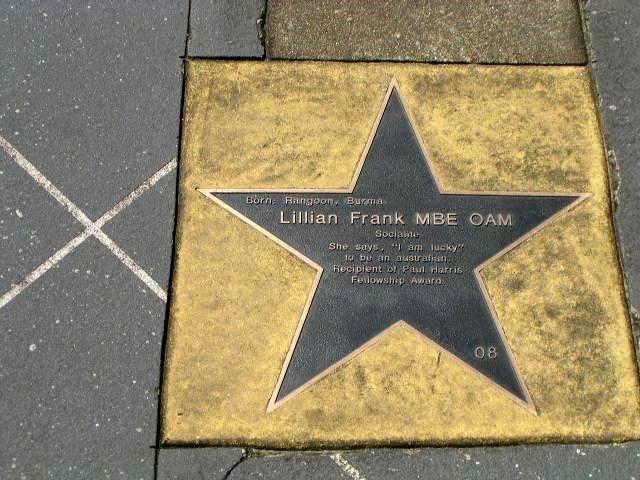 Lillian Frank : 2013