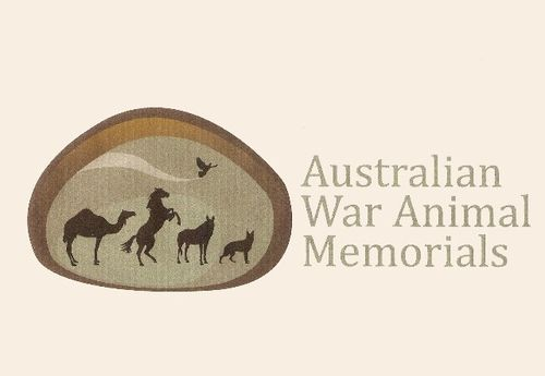 Australian War Animals Logo